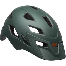 Bell Sidetrack Cykelhjälm Barn grön/oliv